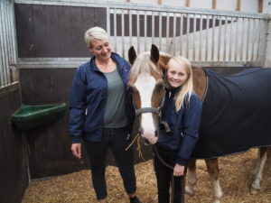 Ponymor.dk professionel rådgivning før ponykøb ambassadør Matilde Lilje